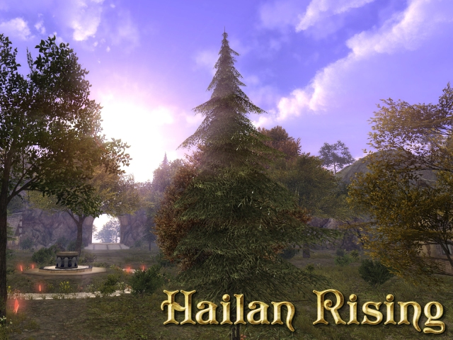 The starting city for Hailan Rising